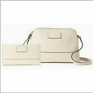Kate Spade Brand New Set NWT Crossbody Purse Set